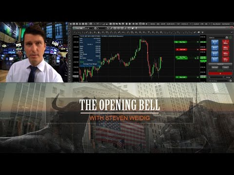 Live Trading Room Emini S&P 500 2016 June intro