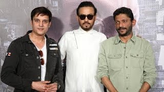UNCUT: MADAARI Official Trailer Launch | Irrfan Khan, Jimmy Shergill