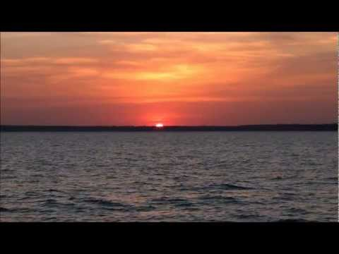 Sunrise Over Lake Superior - Bayfield, WI