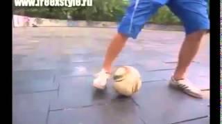 Футбольные финты  как финтить   урок 3
