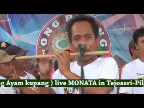 Hasrat terpendam - monata - live pilang