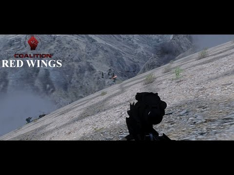 Operation Red Wings - Arma 3 Gameplay