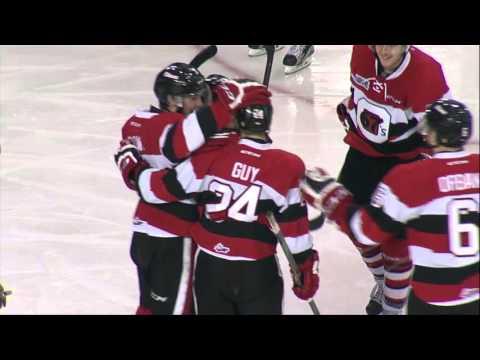 Nevin Guy Goal (4-0 vs Flint)
