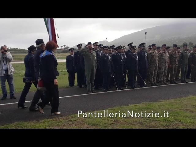 4-11-2019 Giornata delle Forze Armate a Pantelleria