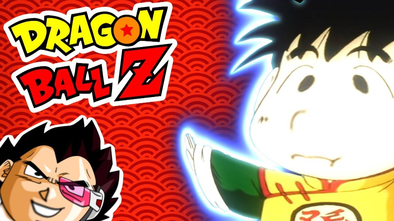 Dragonball Folge 1