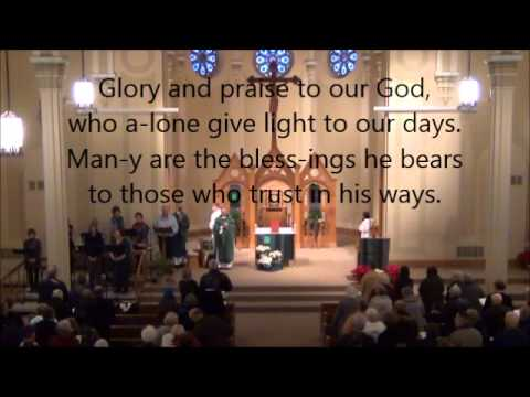 Glory and Praise to Our God (Schutte)