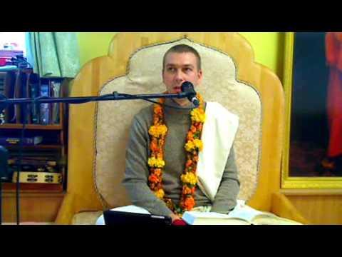 Шримад Бхагаватам 4.8.7 - Ашрая Кришна прабху
