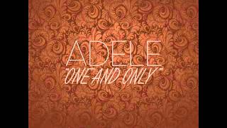 Adele - One and Only (New Orleans Bounce)