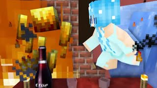 Monster School : BREWING BLAZE in LOVE-  Rusplaying Minecraft Animation