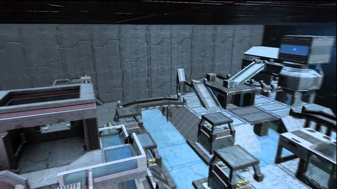 Best Forge Maps: Halo Reach 12/12/10