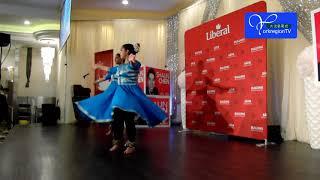 20170602, Shaun Chen, Fund Raising Party, Indian Dance