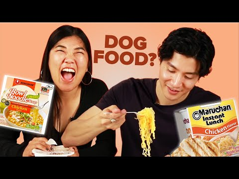 Japanese Millennials Review Instant Noodles