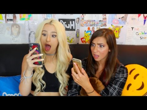 Thumbnail: READING MEAN TWEETS FT. THE GABBIE SHOW