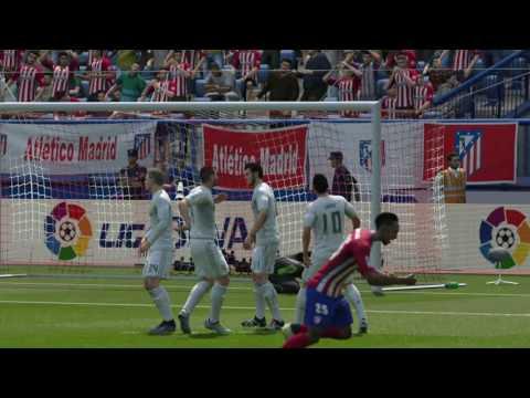FIFA 16| Atletico Madrid-Real Madrid | Madridské derby | PART 6 | XBOX ONE | CZ