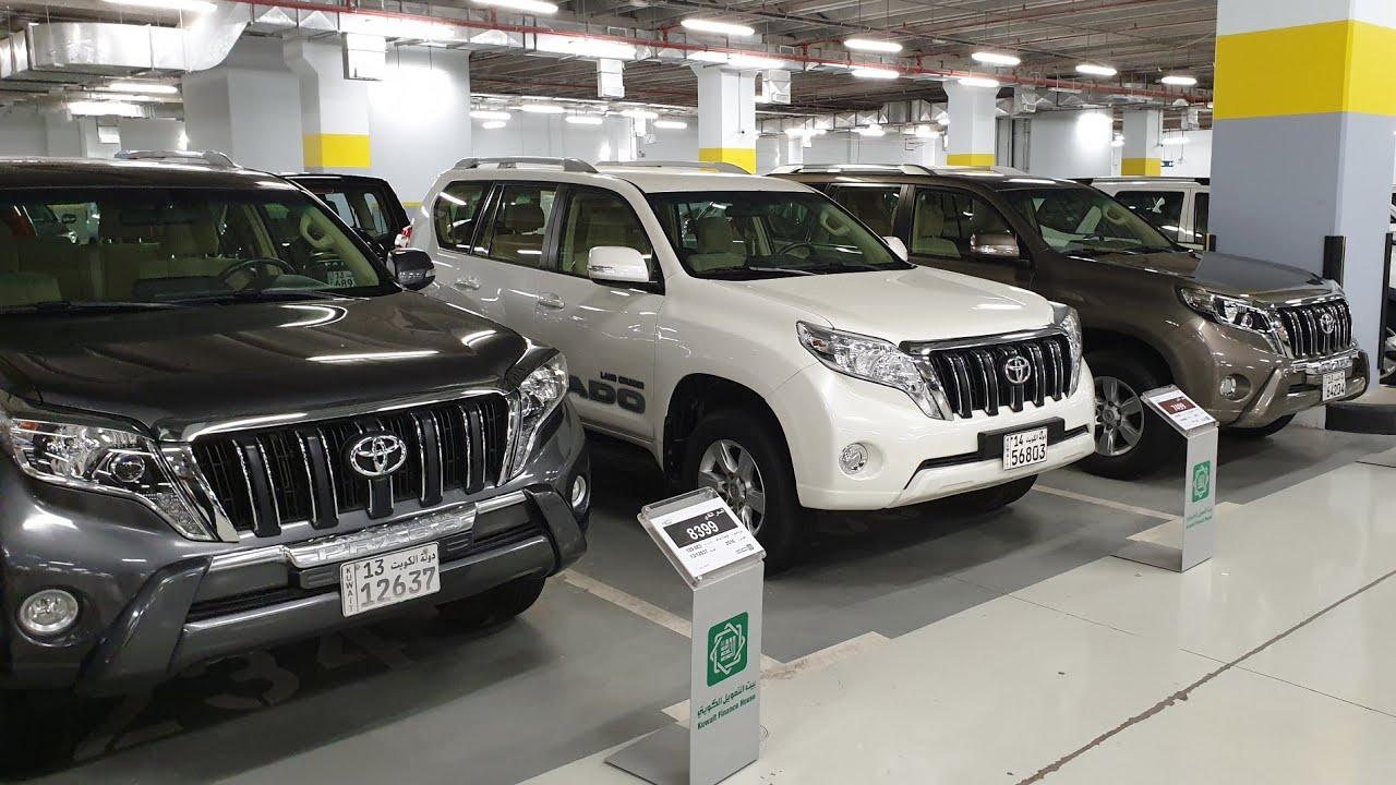 معرض بيت التمويل الكويتي للسيارات المستعملة Youtube