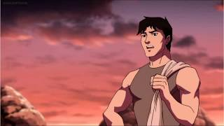 Training time!/Young Justice outsiders