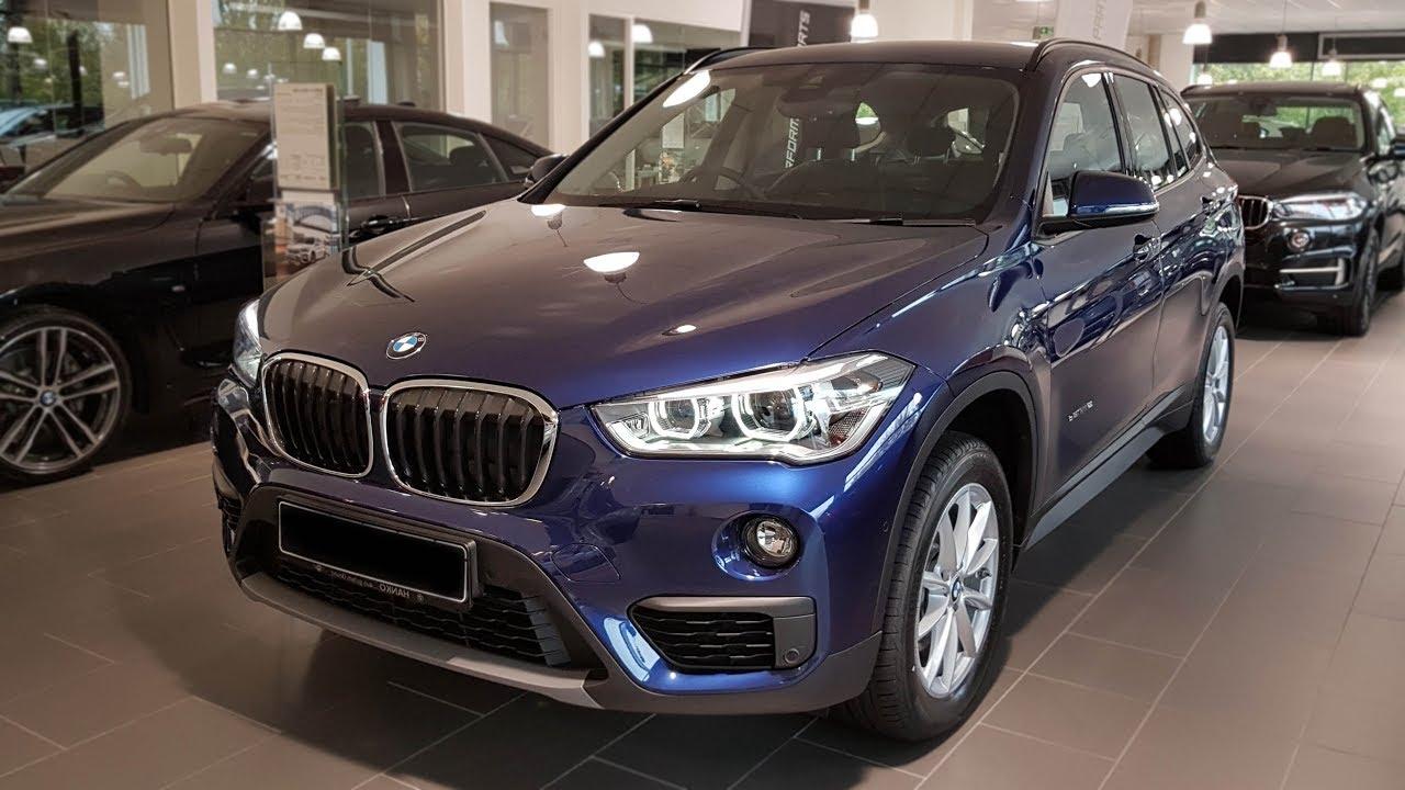 2017 Bmw X1 >> 2018 BMW X1 sDrive18d Modell Advantage | -[BMW.view]- - YouTube