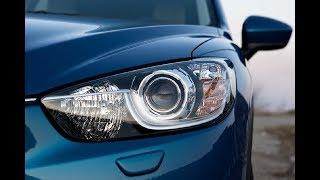 Mazda CX 5 ремонт фары, устранение причин и последствий запотевания фары
