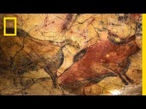 Did Humans Make These Ancient Cave Paintings?   National Geographic