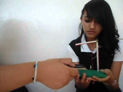 Como crear un pendulo experimento youtube for Construccion de un vivero paso a paso