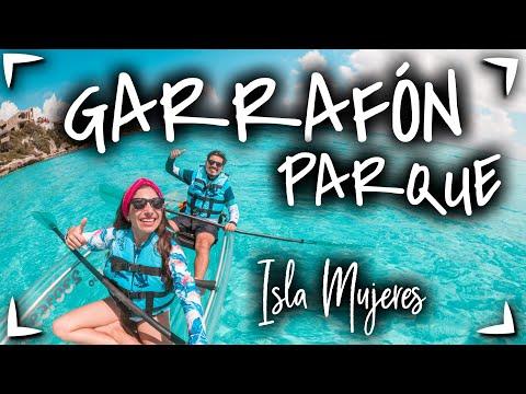 PARQUE GARRAFON VIP 🔴 Isla Mujeres TODO INCLUIDO ► GARRAFON PARK precio ✅ Que hacer en Cancun TOUR