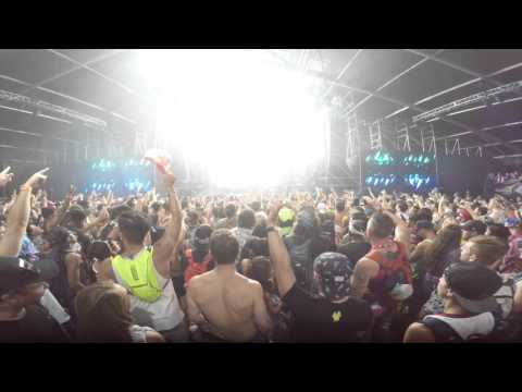 The Glitch Mob Live at Electric Zoo NYC 2015