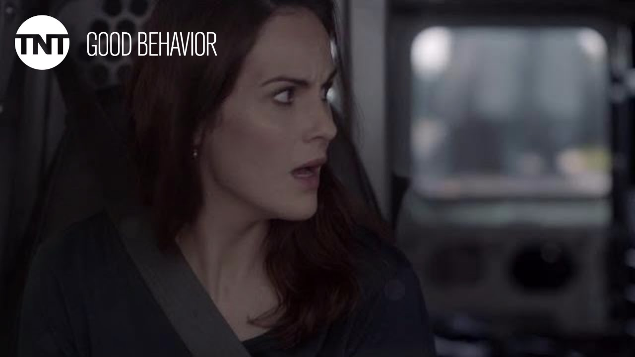 Download Good Behavior: Would You Say the Ghosts Are In Charge? - Season 2, Ep. 10 [CLIP]  | TNT