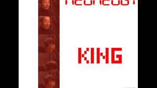 """逆回転テクノ歌謡バンド「ネオネオギー」(1995年結成:2名ユニット) from 6th Album """"KING"""""""