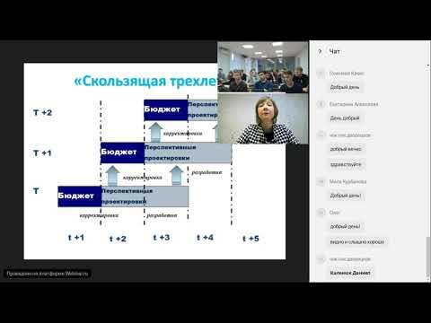 Бюджетный процесс в России