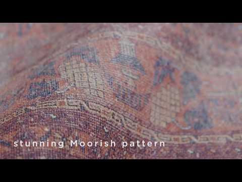 Jaipur Living Boheme - Menowin BOH-06 Orange, Blue