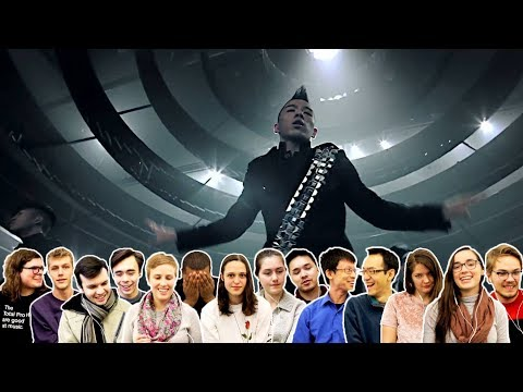 Classical Musicians React: Taeyang Wedding Dress