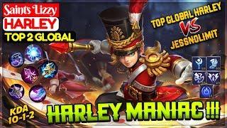 Harley Maniac !!! Top Global Harley Versus JessNoLimit [ Top Global 2 Harley ] Saints Lizzy Harley
