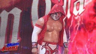 Sin Cara vs. Drew McIntyre: WWE Main Event, July 24, 2013