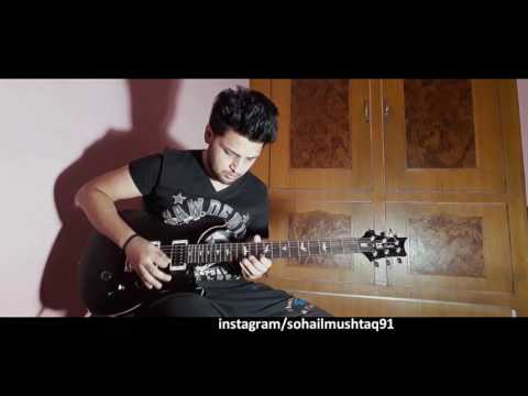 Slash- Anastasia Guitar Solo (Cover)