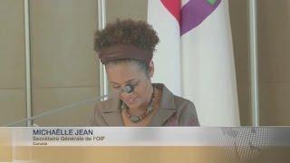 DISCOURS - Michaelle JEAN, Relations Cameroun-OIF