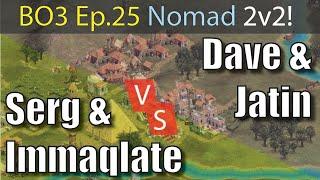 Gambar cover BO5 series Episode 25: Dave & Jatin vs Immaqlate & Serg