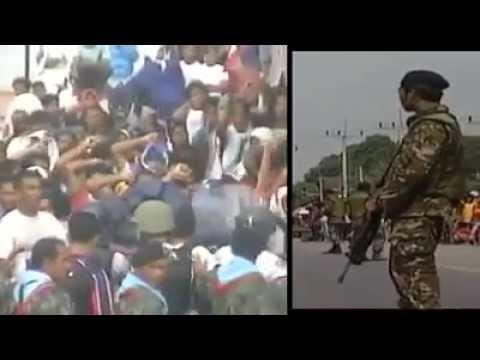 Muslim Genocide in Thailand