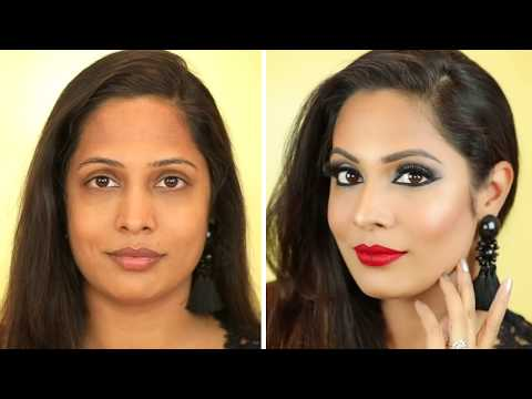 New Year Party Makeup Tutorial