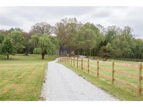 1430 Morewood Dr Powhatan, Virginia 23139 MLS# 1614529