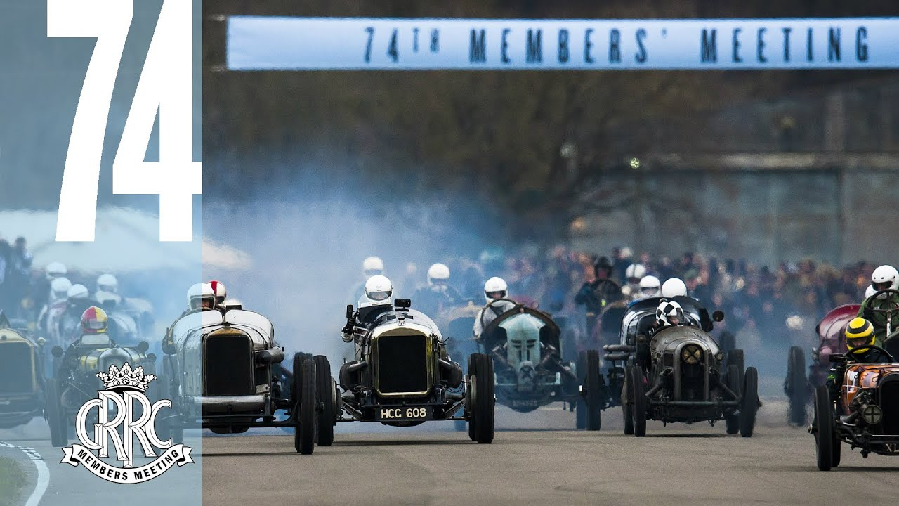 Ferocious 100 year old Cars - S.F. Edge Trophy highlights - YouTube