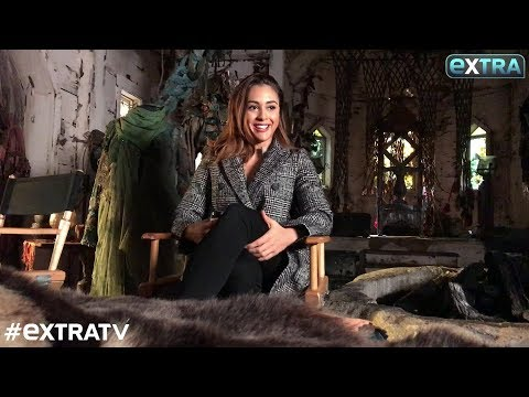 'The 100's' Lindsey Morgan Gets Real About Raven & Bellamy