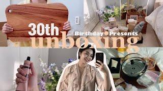 30대여자선물  언박싱 ㅣ여자친구 생일선물 추천ㅣ조말론…