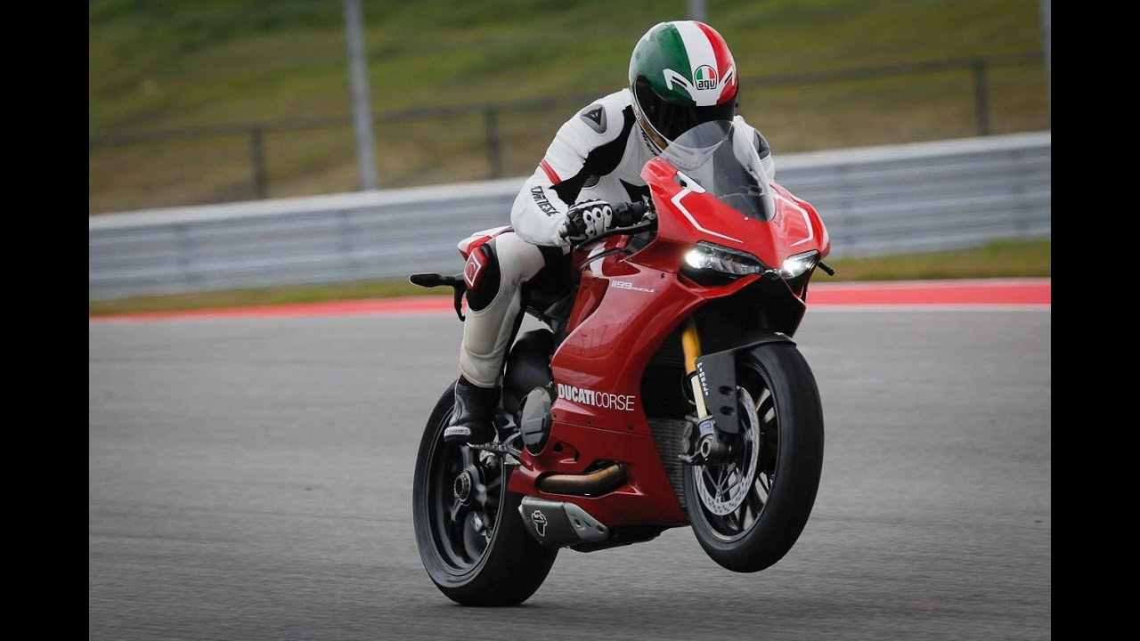Ducati Panigale All Models