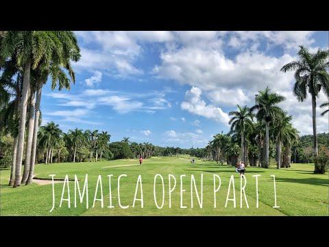 Jamaica Open: Part 1