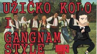 SupremeNexus - Užičko kolo i Gangnam Style