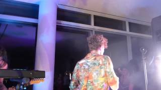 "According2g.com presents ""No Words"" live by Erik Hassle at the East Village Standard Hotel, NYC"