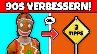 Fortnite 90s VERBESSERN! | Fortnite 90s Tutorial (PC, Ps4, Xbox) | Fortnite Battle Royale [Deutsch]