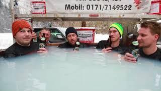 Der Malerbetrieb Gerg & Gerg, Jachenau, stellt sich der Grill Pool Challenge
