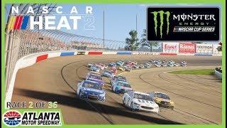 ATLANTA - MENCS | NASCAR Heat 2 thumbnail
