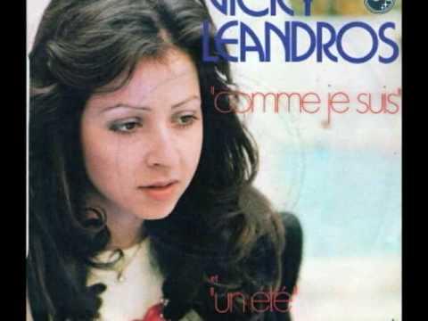 Vicky Leandros Un été.